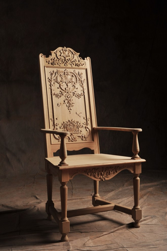 Patrick Damiaens chair