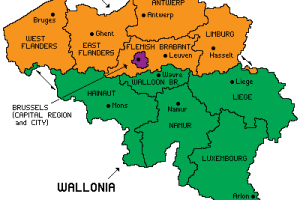 Provinces of Belgium