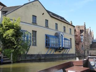 Boat trip in Gent