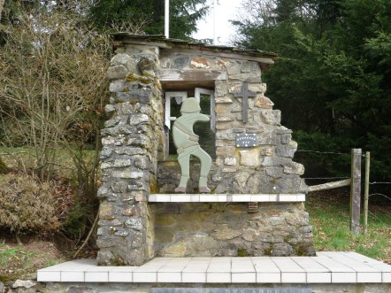 Battle of the Bulge in the Ardennes