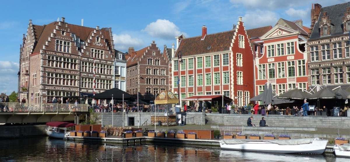 How to spend a day in Gent