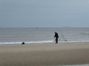 Walking the Belgian coast