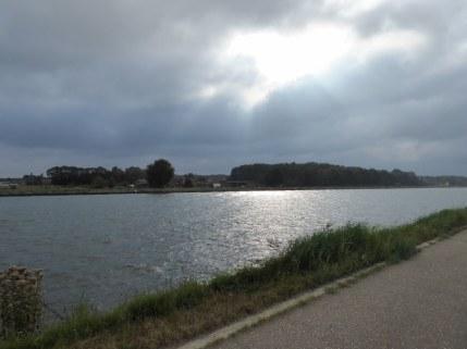 along the Albert Canal