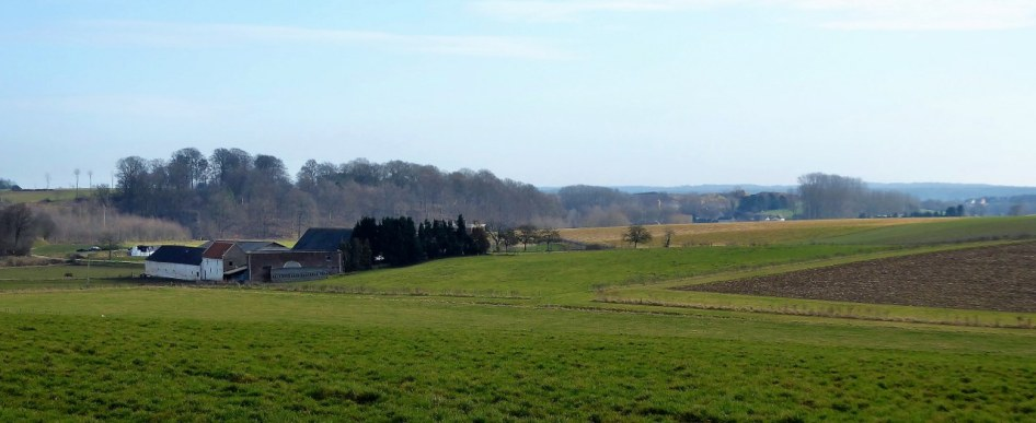 Farm on Duisburg Plateau