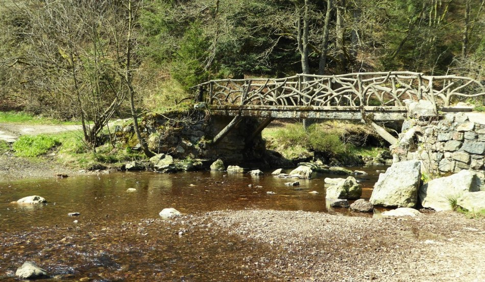 Hoegne Valley end