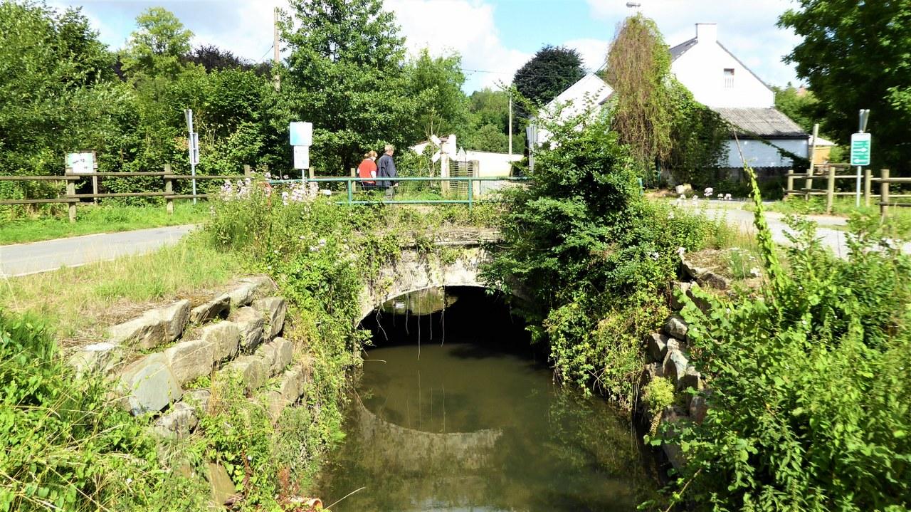 GR121 Stage 2 La Roche (Brabant) to Nivelles