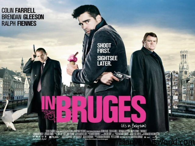 How to spend a day 'In Bruges'
