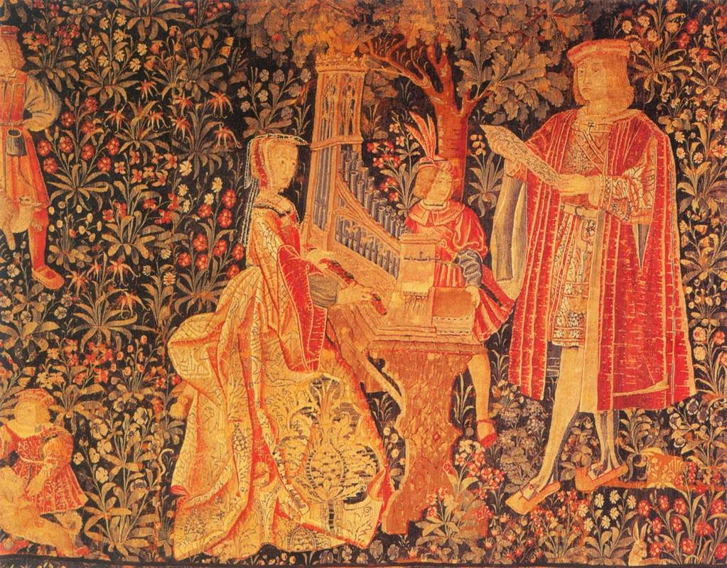 The Rise and Fall of the Medieval Flemish Cloth Industry