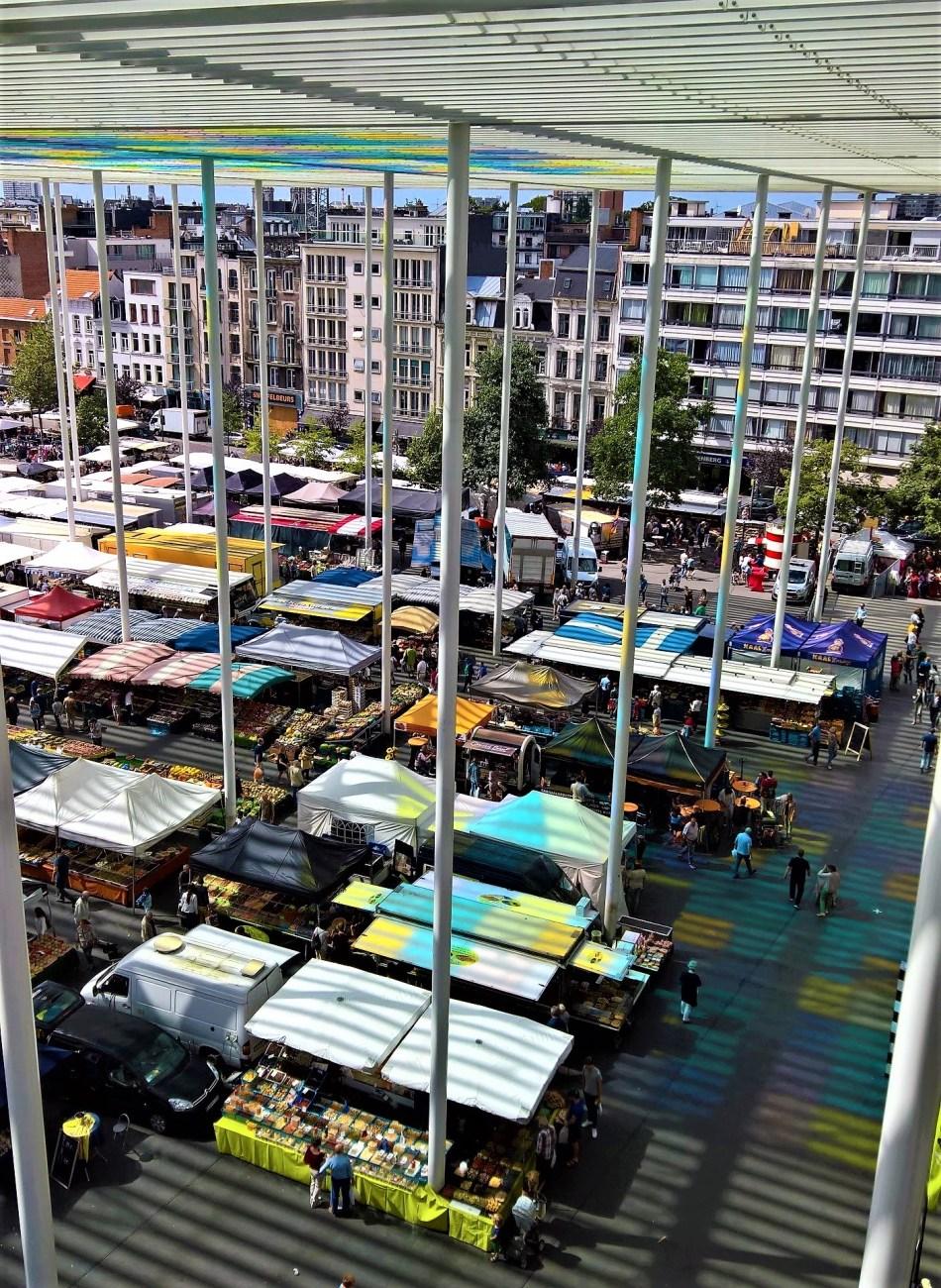 Antwerp market