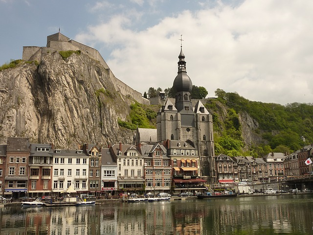 Why Dinant is an ideal vacation base