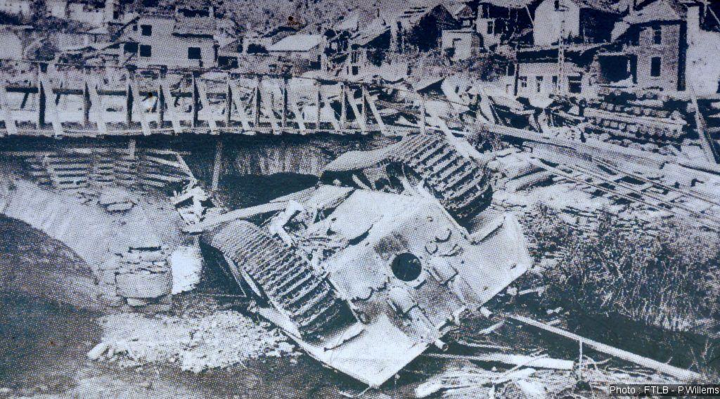 Houffalize bombing