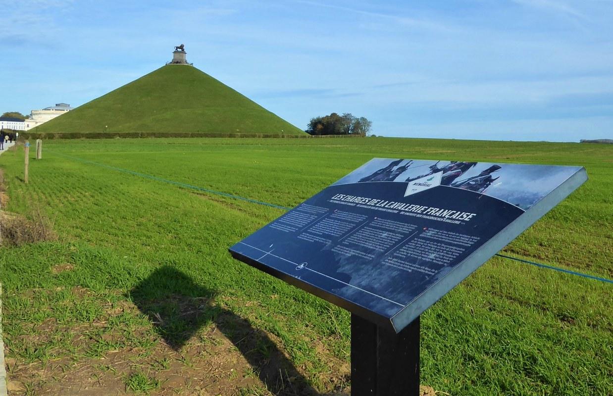 Waterloo Battlefield Walk