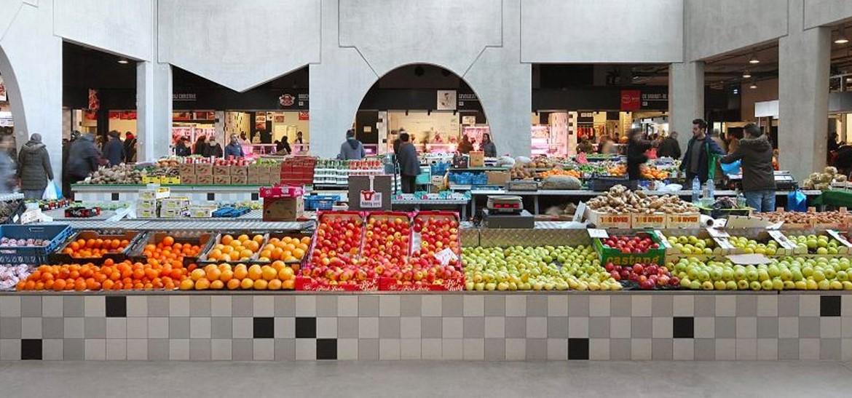Brussels Market Anderlecht