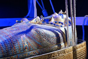 tutankhamun in Liege Belgium