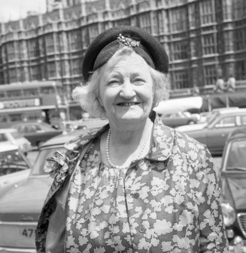Barness Ward formerly Dame Irene Ward who served as Hon treasurer 1931 Historical Pageant of Newcastle and the North
