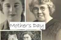 Mothers Day mum grandma and great grandma Discovering Heritae