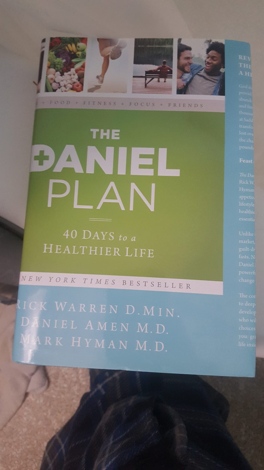 The Daniel Plan - Healthy Living Lifestyle