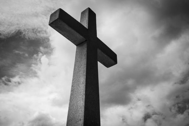 The cross and Jesus dying on it the answer to why is Easter celebrated