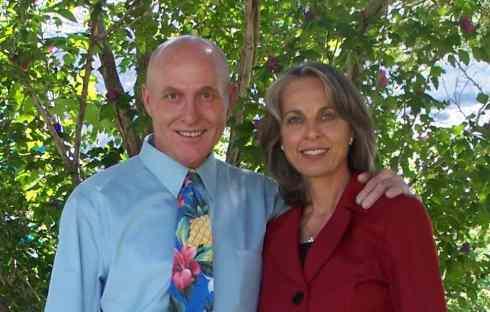 Steve and Heidi Rock