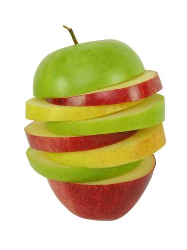 Sliced Apple for Duffy
