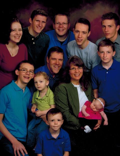 Deb Hadden Family 2015
