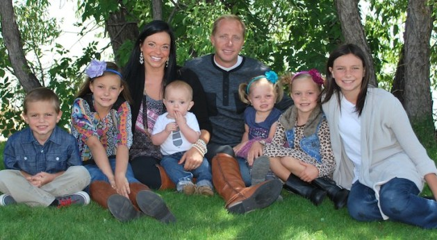 Julie Brown family
