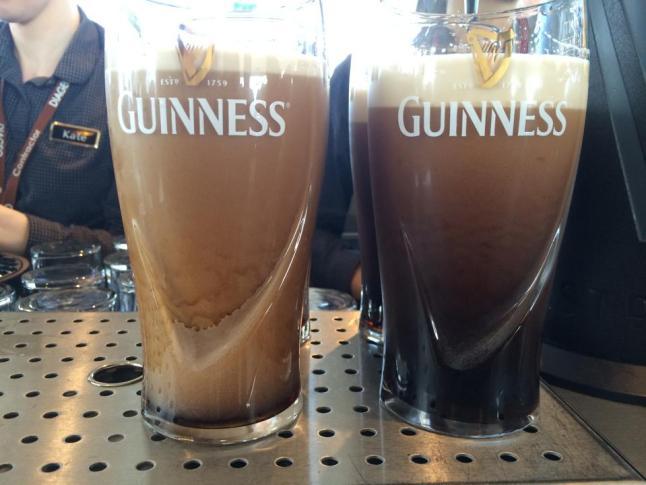 Guinness Storehouse, Dublin - discoveringyourhappy.com