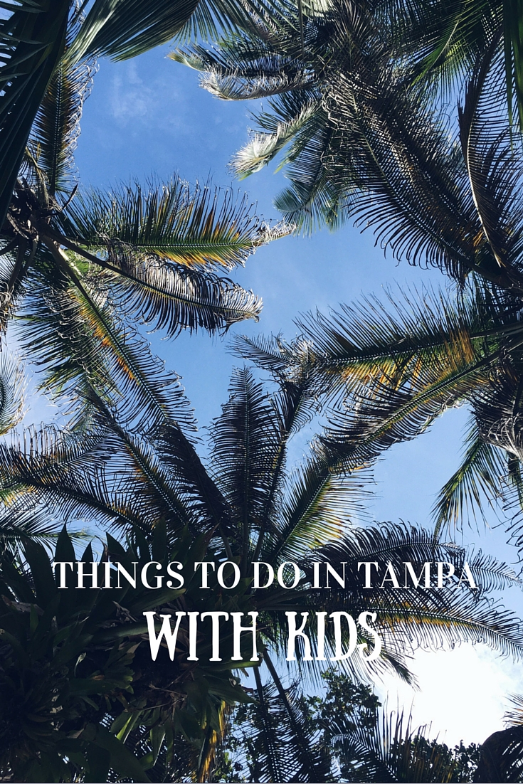 Things in do in Tampa with kids - www.discoveringyourhappy.com