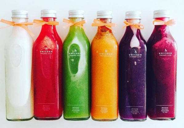 rainbow cleanse