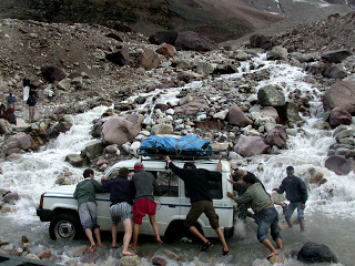 Leh Ladakh Jeep Safari