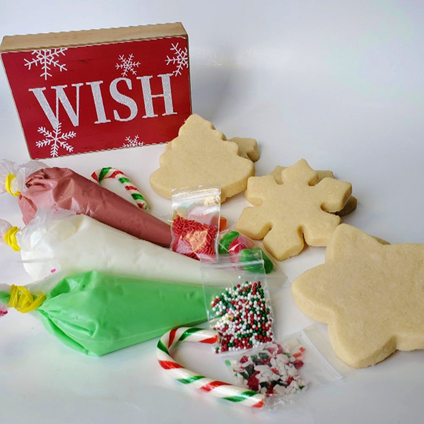 Sugar Cookie Kit from More Fun! Gourmet Sweets in Leduc, AB