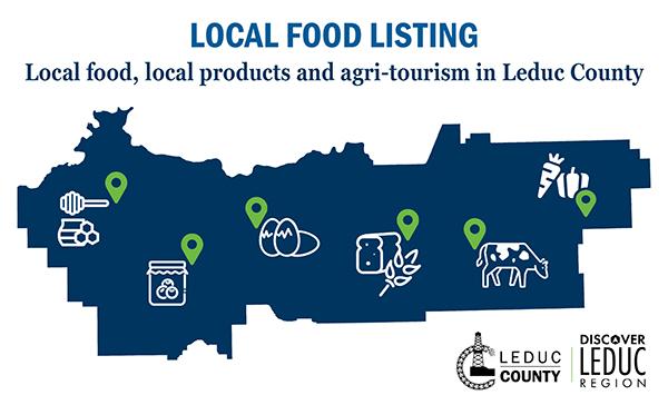 Leduc County Local Foods Initiative