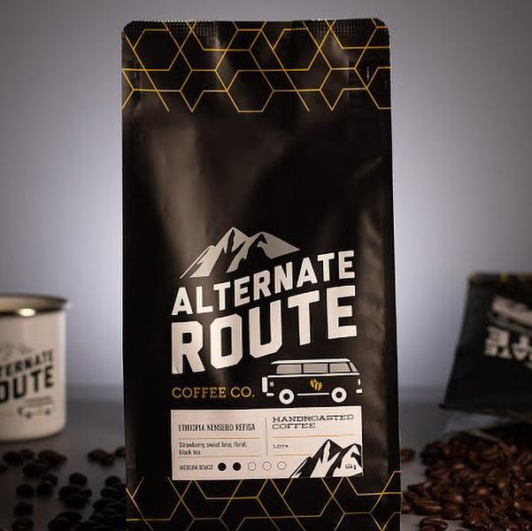 Medium Roast Blend from Alternate Route Coffee Co.