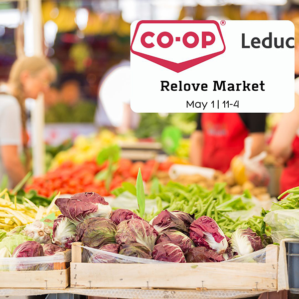Farmers' Market | Sponsored by Leduc Co-op