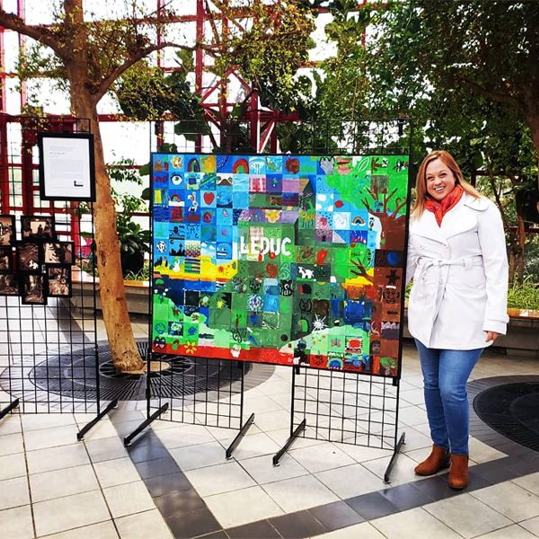 Creativity, Community & Art in the Leduc Region - A Local Perspective from Michelle Schwengler
