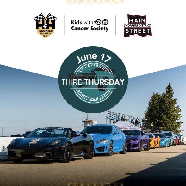 Third Thursday: Get Downtown - June 17, 2021 - Main Street Leduc