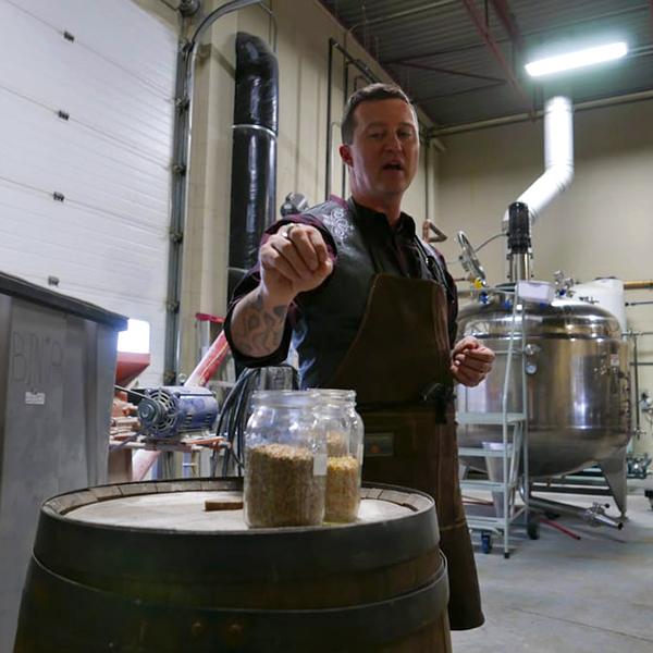 Rig Hand Distillery - Nisku, AB