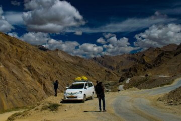 Manali Ladakh Manali Jeep Safari Tour Package