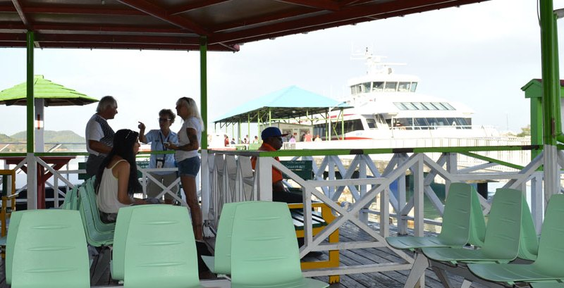 Antigua Ferry Terminal