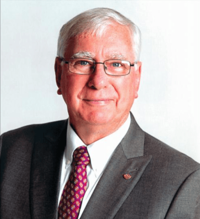 Ian Riseley, President-Elect Rotary International