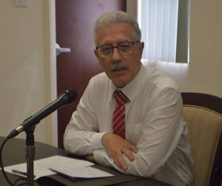 Dr Godfrey Xuereb, Director of the Pan American Health Organisation (PAHO)