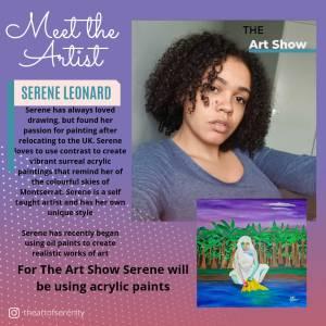 Meet the Artist - Serene Leonard
