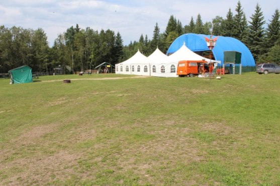 Tent rentals available
