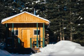 Rent Cabin 3: Sleeps 4; $79/night