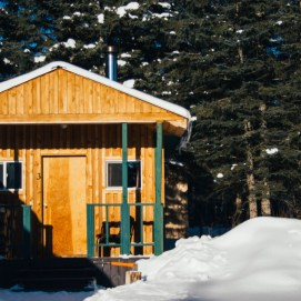Rent Cabin 3: Sleeps 4; $99/night