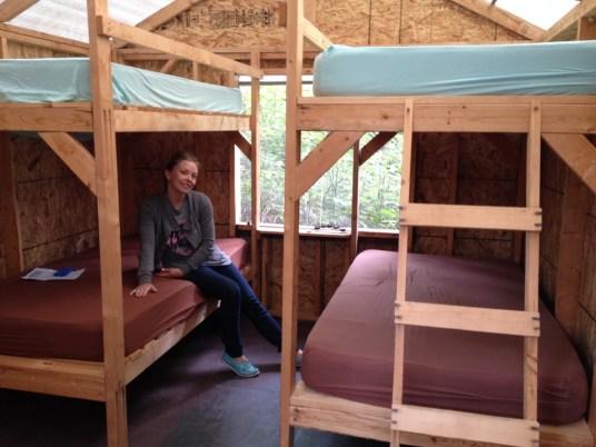 Canvas Cottage: Sleeps up to 4; $39-59/night