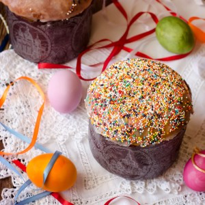 'Pigna', traditional Easter sweet