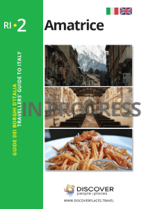 Guida di Amatrice book cover