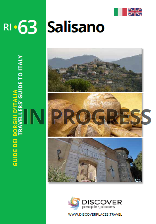 Guide of Salisano book cover