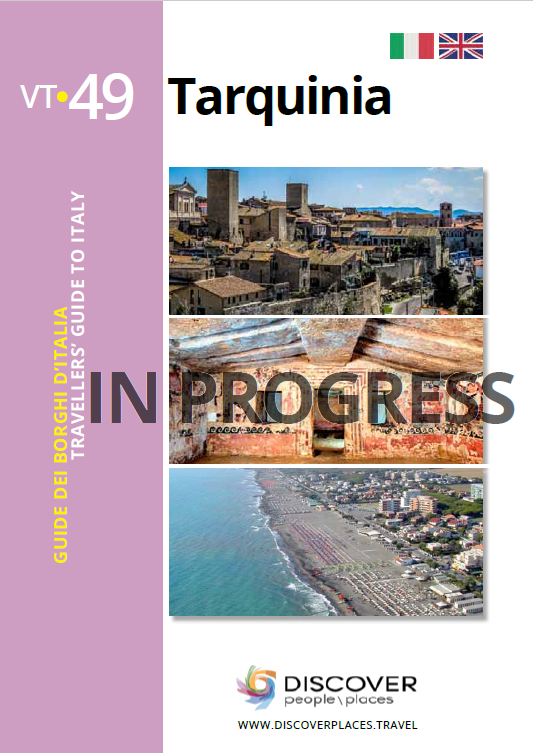 Guide of Tarquinia book cover